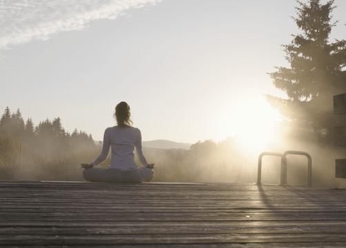 Biohotel Tiefleiten: Yoga in der Natur - Bio-Landgut Tiefleiten