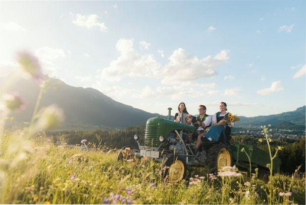 Bergherbst 2020 für Frühbucher - Wandertage