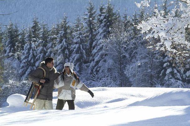 Winterzauber - Wanderwoche mit Langlauf-Schnupperkurs