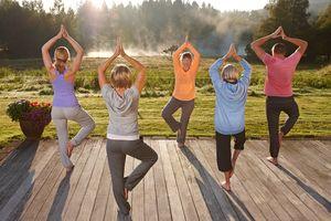 Der Atem des Yoga