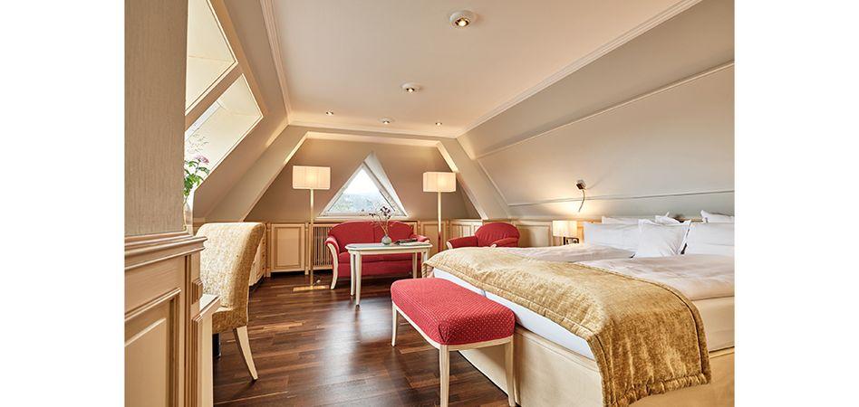 """Double room """"Erlenbruck I"""" 1/7"""
