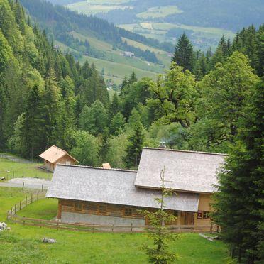 Loimoarhütte, Sommer