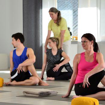 """4 Tage Yoga """"Auf und davon"""""""