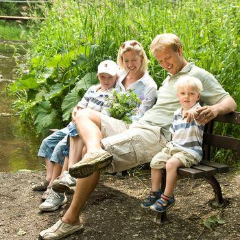 Familien Kurztrip