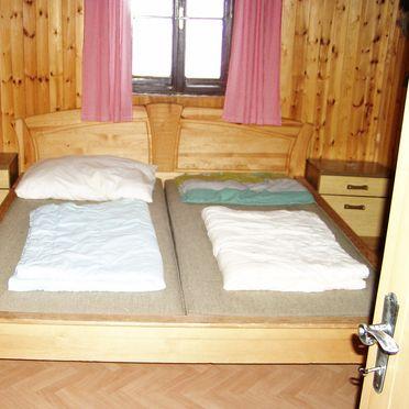 Firstwandhütte II, Doppelbett