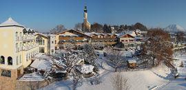 Hotel Gmachl in inverno