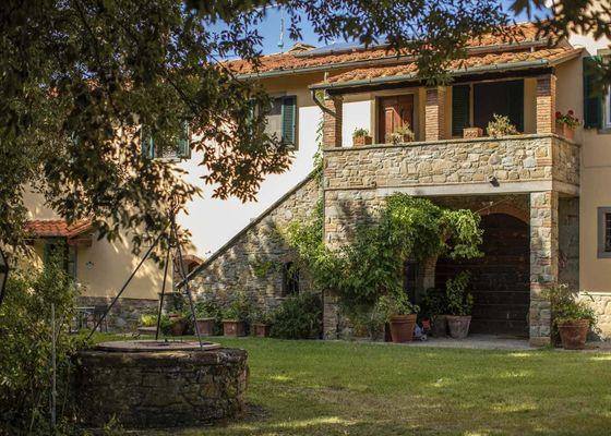 Nachhaltigkeit - Weingut & Biohotel La Pievuccia