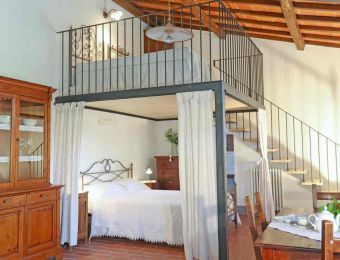 Appartamento Vite - Weingut & Biohotel La Pievuccia