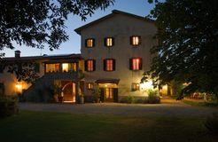 Weingut & Biohotel La Pievuccia, Castiglion Fiorentino (AR), Toscana, Italia (11/18)