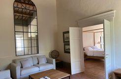 biohotels il cerreto Suite Nr.1 Wohnzimmer (2/3) - Bio-Agriturismo Il Cerreto