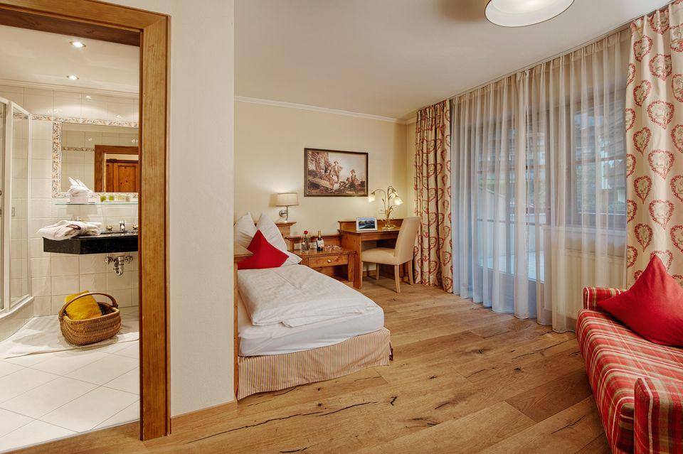 Single Room Edelweiss 1/3