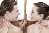 Massaggio di coppia | Corpo completo classico