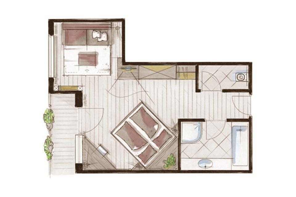 Alpen Suite 2/3