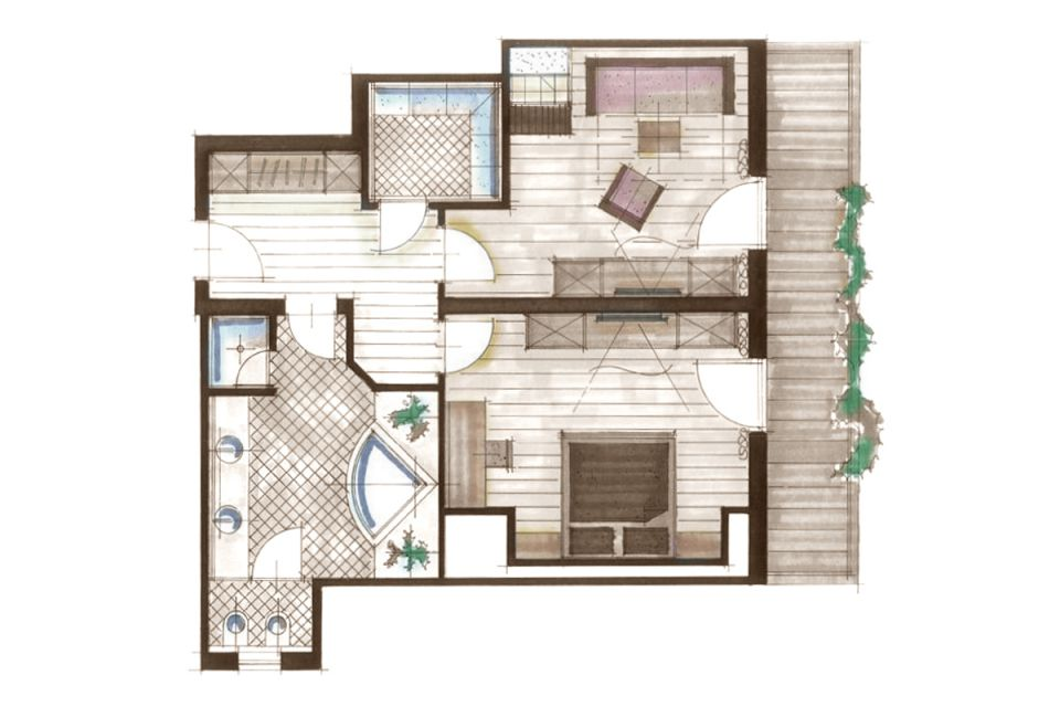 Kaiser Suite 2/3