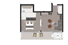 NEW! Penthousesuite