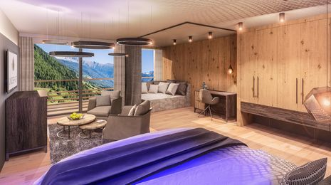 NEW! Chalet Junior Suite