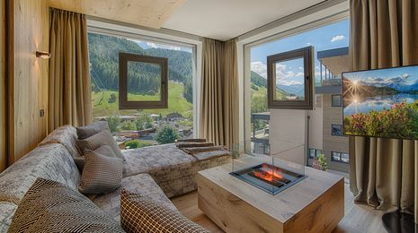 NEW! Mountain View Suite