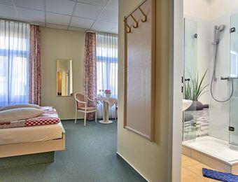 Double room - Biohotel Amadeus