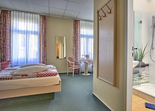 Double room (1/2) - Biohotel Amadeus