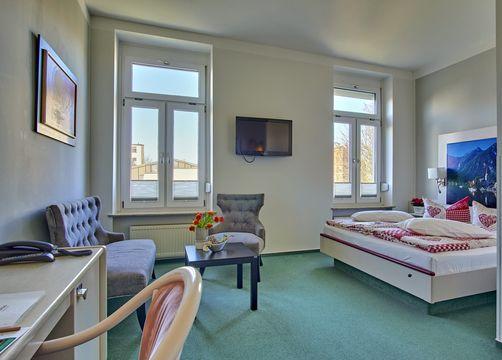Junior suite (1/2) - Biohotel Amadeus