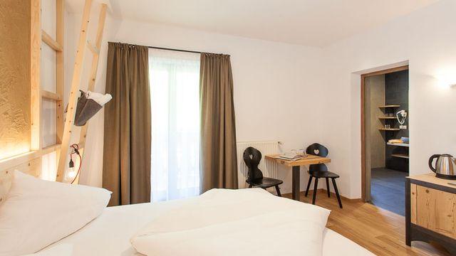 Kleines Doppelzimmer Montis