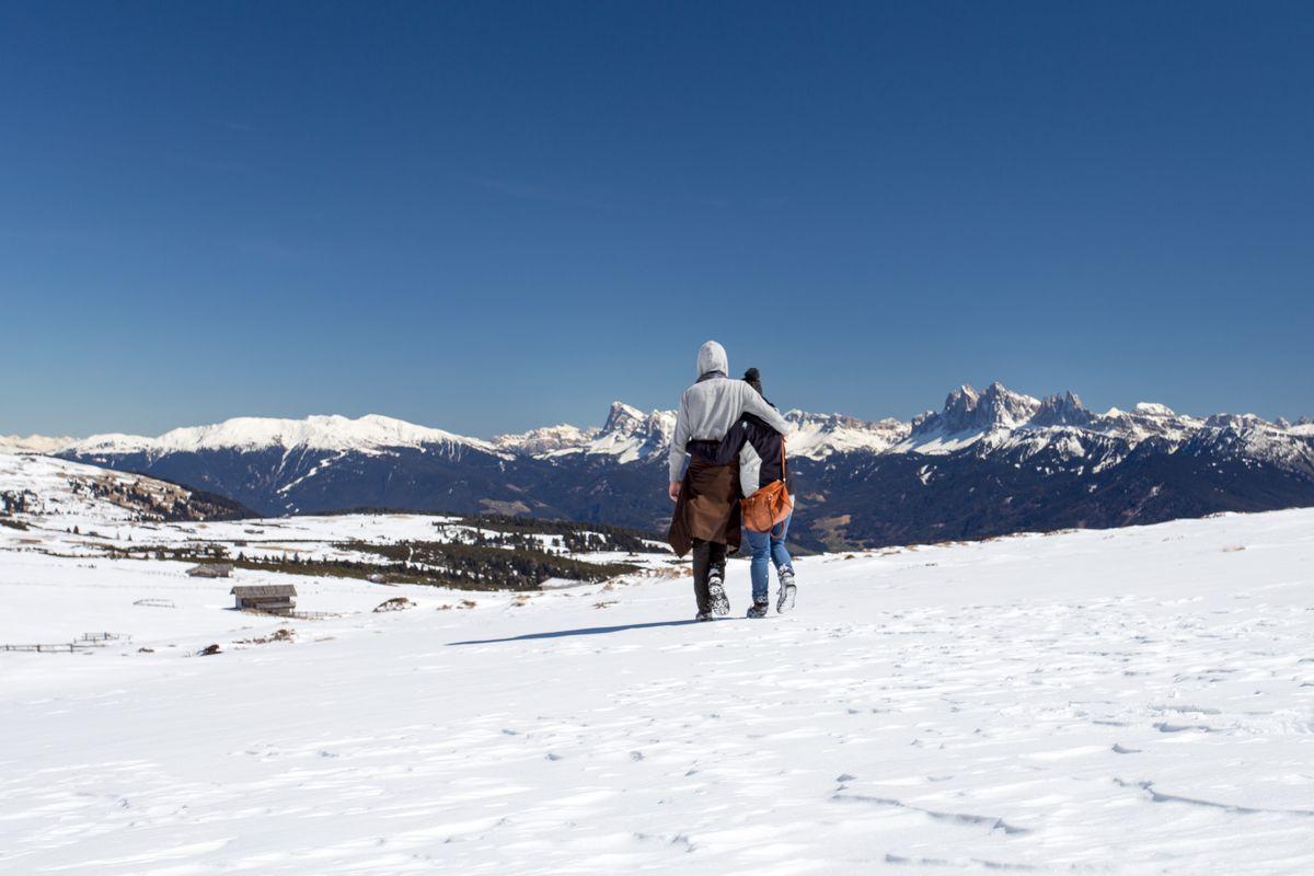 Giorni delle racchette da neve e sci