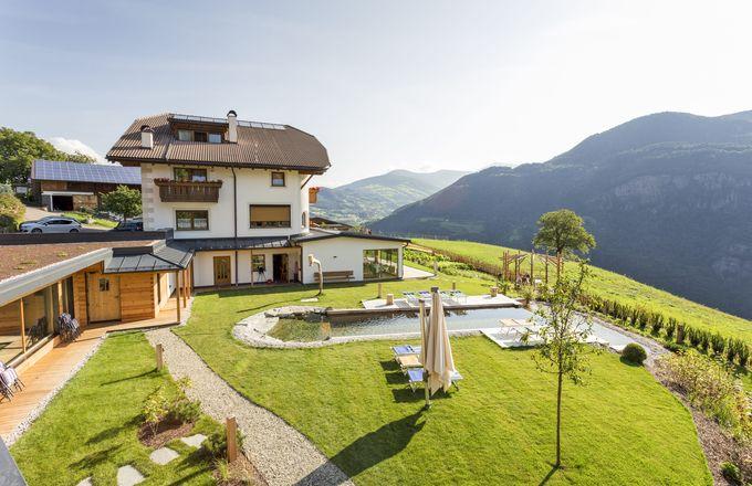 3 Sterne Superior Pennhof - Barbian (Bozen), Trentino-Südtirol, Italien