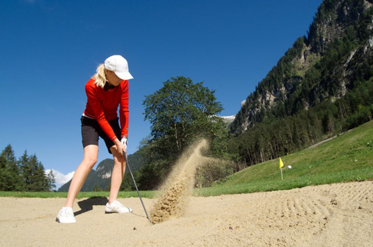 Golf Weekend - Kurzes Spiel