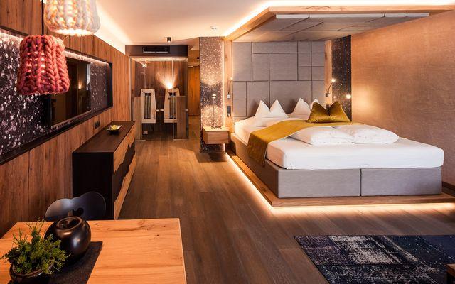 Zimmer Alpin Natur Suite