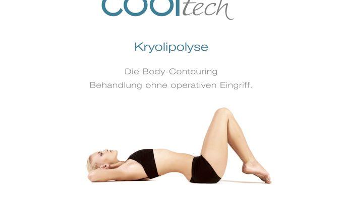 Kryolipolyse mit dem original Cooltech