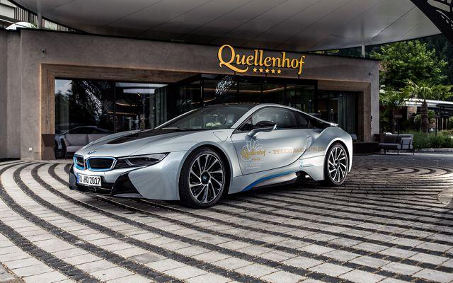 Neu: BMW i8