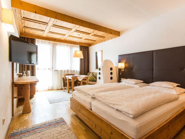 Doppelzimmer Almhof
