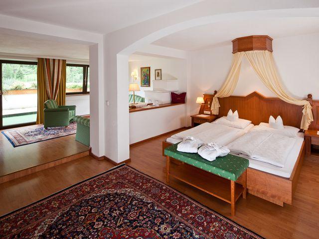 Wellness Junior Suite Landhausstil