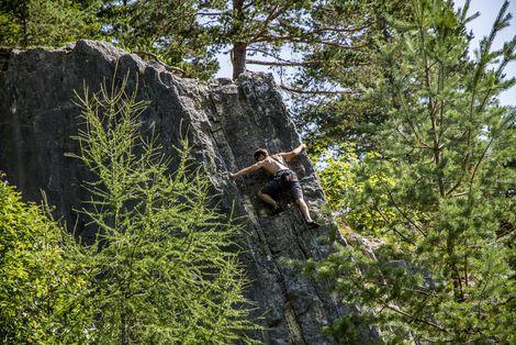 Rock Climbing Special