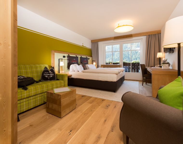 "Doppelzimmer: Doppelzimmer ""Silvretta Classic"""