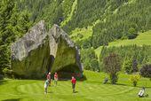 Golf-Pauschalwoche inkl. GreenFee   7