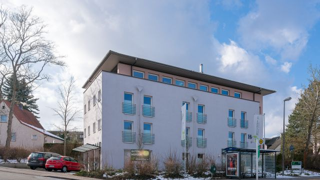 Wilhelmshöher Tor, Biohotel Kassel