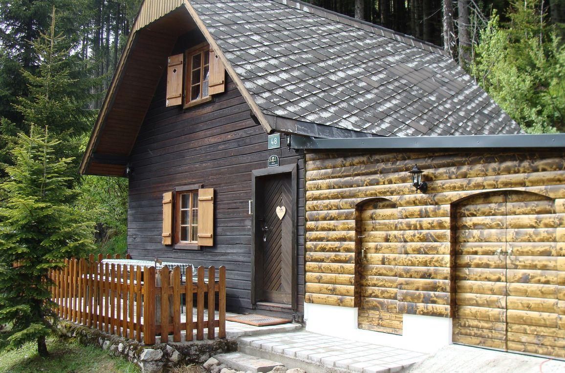 Guidos Panoramahütte, Summer