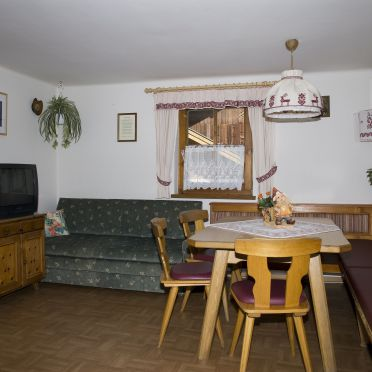 Holzenhütte, Wohnzimmer