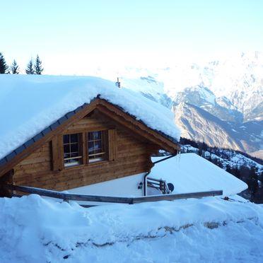 Winter, Chalet  Aurelia, La Tzoumaz, Wallis, Wallis, Switzerland