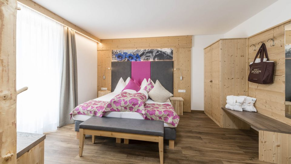 Suite Genziana 44 m²
