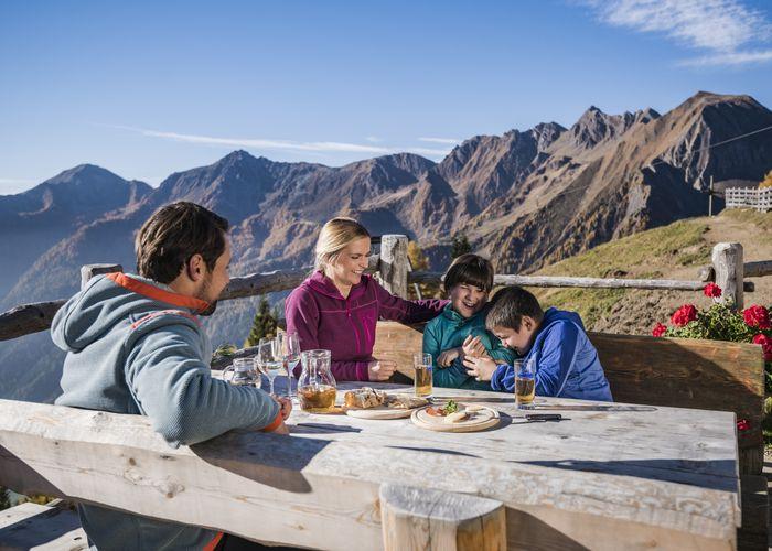 Settimana dedicata agli esploratori d'autunno