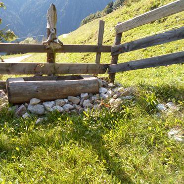 Schlickhütte, Sommer