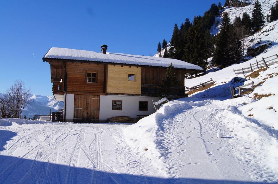 Achthütte, Achthütte Winter