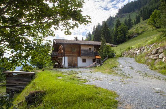 Sommer, Achthütte in Großarl, Salzburg, Salzburg, Österreich