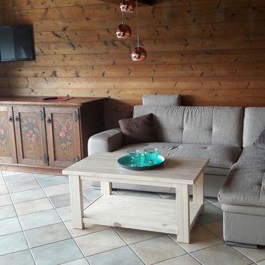 Berghütte Inntalblick, Wohnbereich