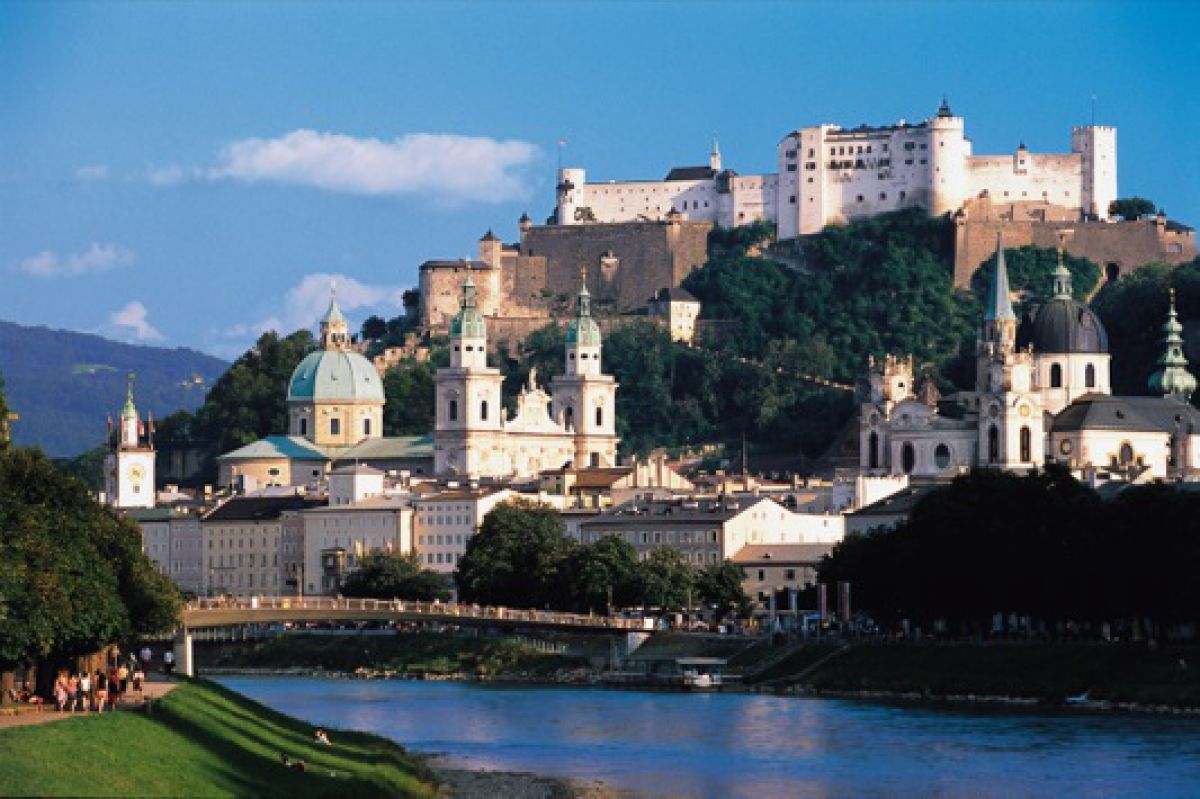 Sound of Music - a short trip to the city of Salzburg