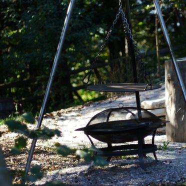 Kappacher Hütte, Feuerstelle