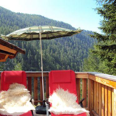 Almwiesenhütte, Balkonaussicht