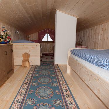 Birkhahn Hütte, Schlafzimmer
